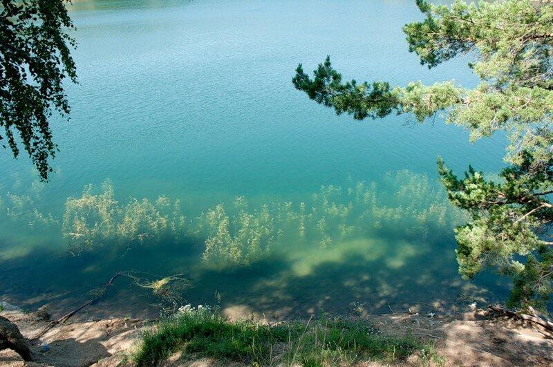 Голубоватая вода (09.07.2013)