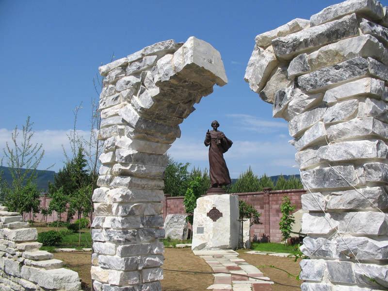 Памятник Иоанну Златоусту (27.05.2013)
