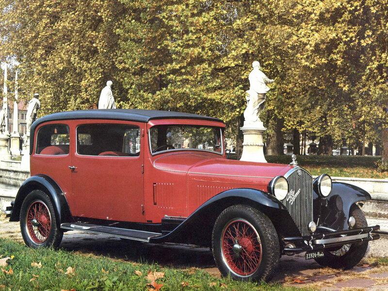 Alfa-Romeo-6C-1750-GT-Berlina-1930 - 1932