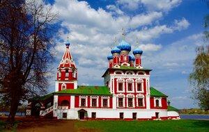 Церковь Димитрия-царевича на крови