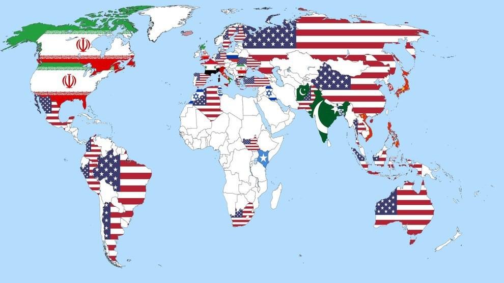 17 карт, которые изменят Ваше представление о мире