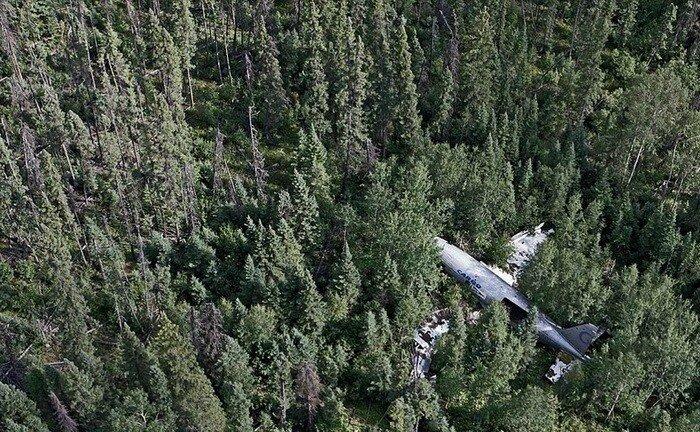 «Happy End»   фотопроект об авиационных катастрофах со счастливым концом