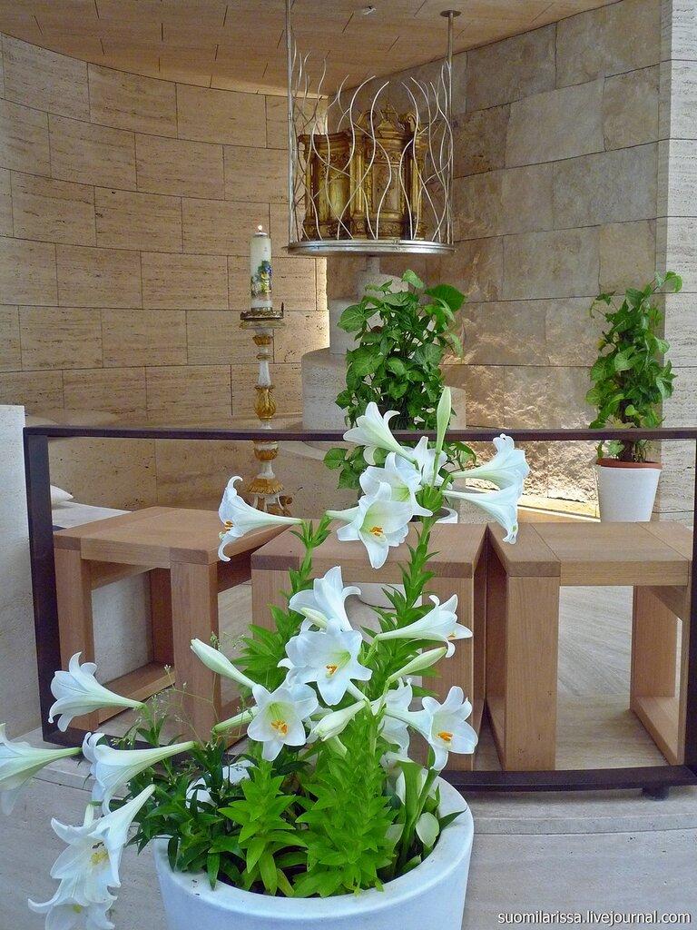 Italia. Cattolia. Chiesa di S. Antonia.