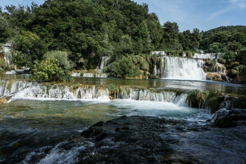 0 87152 967fd123 XL Яхтинг в Хорватии. Национальный парк КРКА