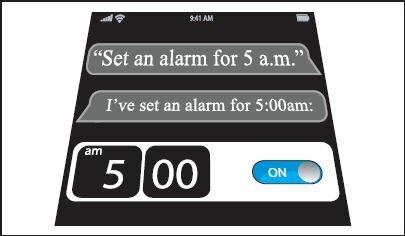 Как установить будильник