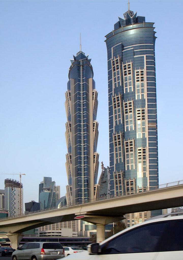 Arquitetura Emirate.