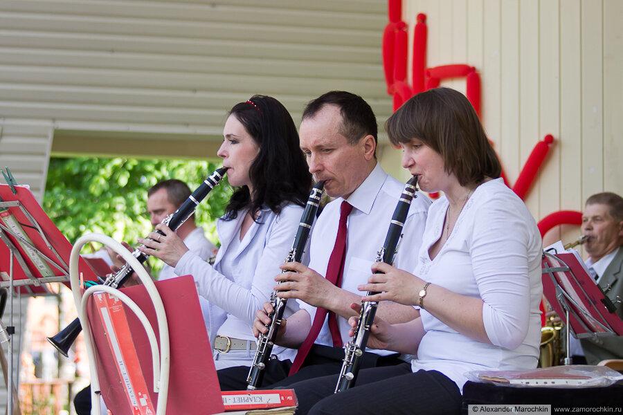 Кларнетисты
