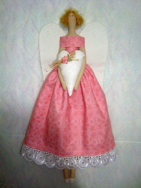 винтажный ангел