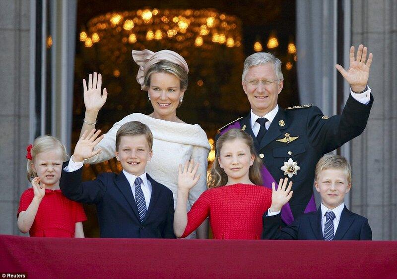 Матильда, королева Бельгии