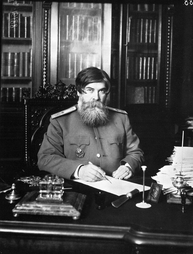 Академик Бехтерев. 1912 г.