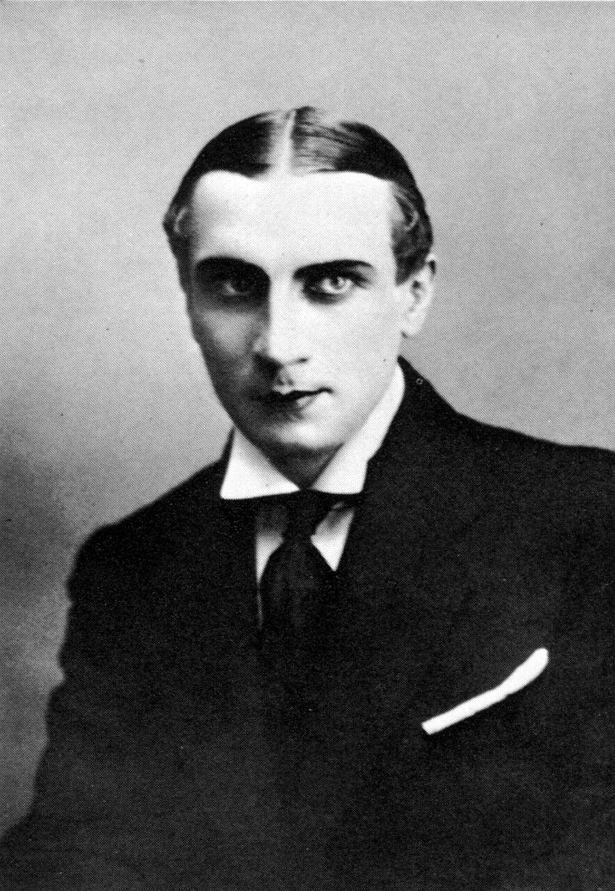 И. Мозжухин. 1918 год