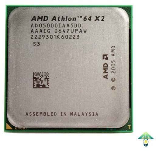 S-aM2 Athlon 64 X2 5000+