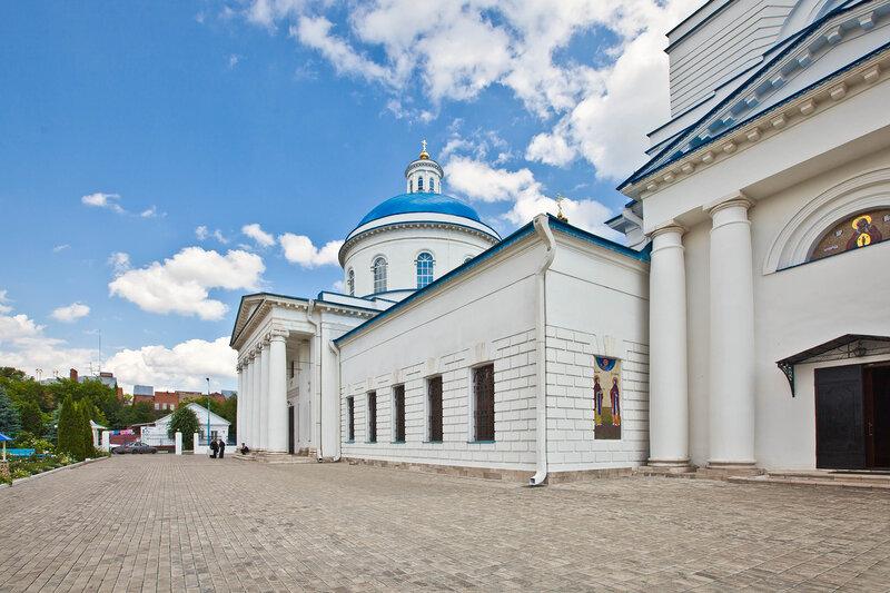 Церковь Николы Белого