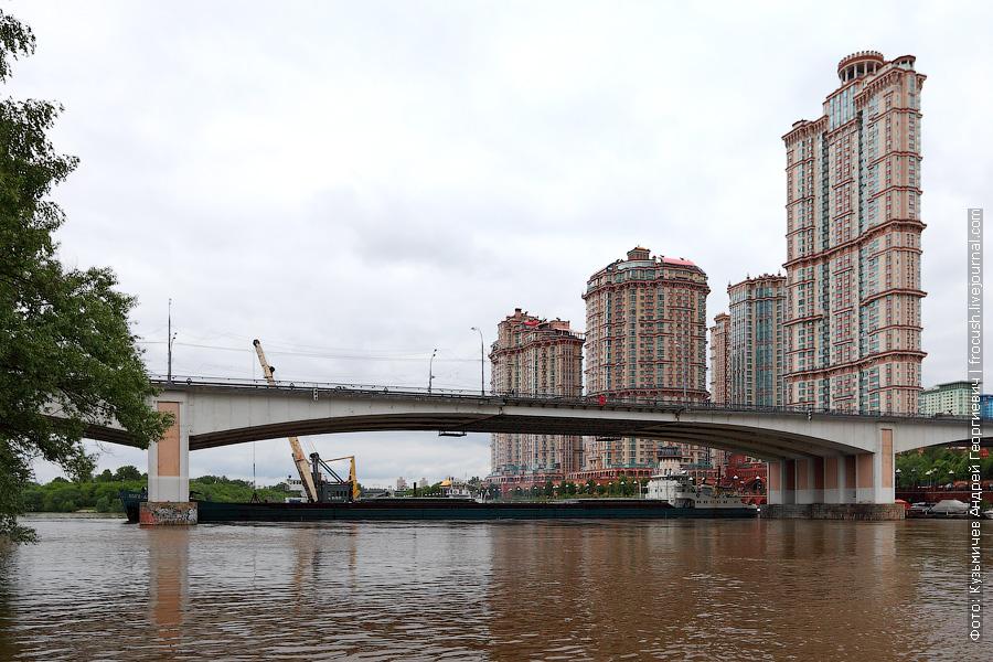 авария Волго-Дон 201 на Москве-реке 26 мая 2013 года