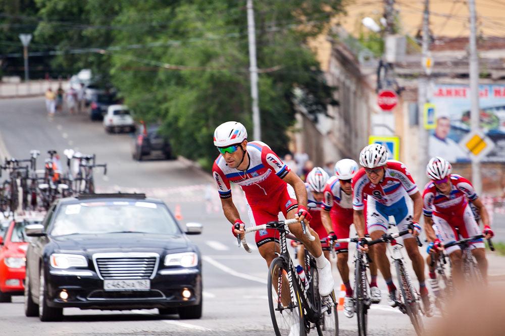 Чемпионат России по велоспорту на шоссе 2013 в Самаре