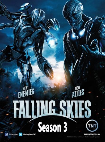 Рухнувшие небеса / Falling Skies (3 сезон/2013/HDTVRip/WEBDLRip)