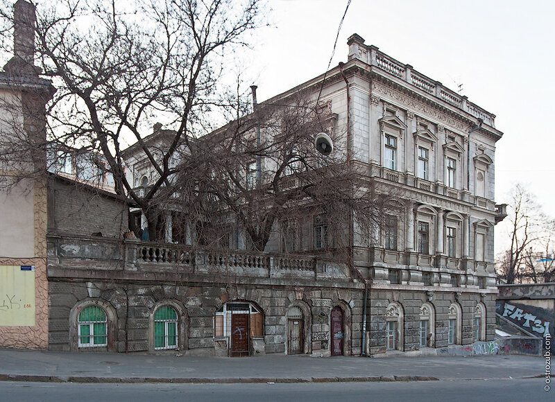 Дом Поммера в Одессе