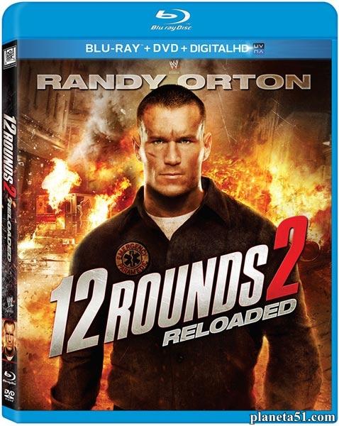 12 раундов: Перезагрузка / 12 Rounds: Reloaded (2013/HDRip)