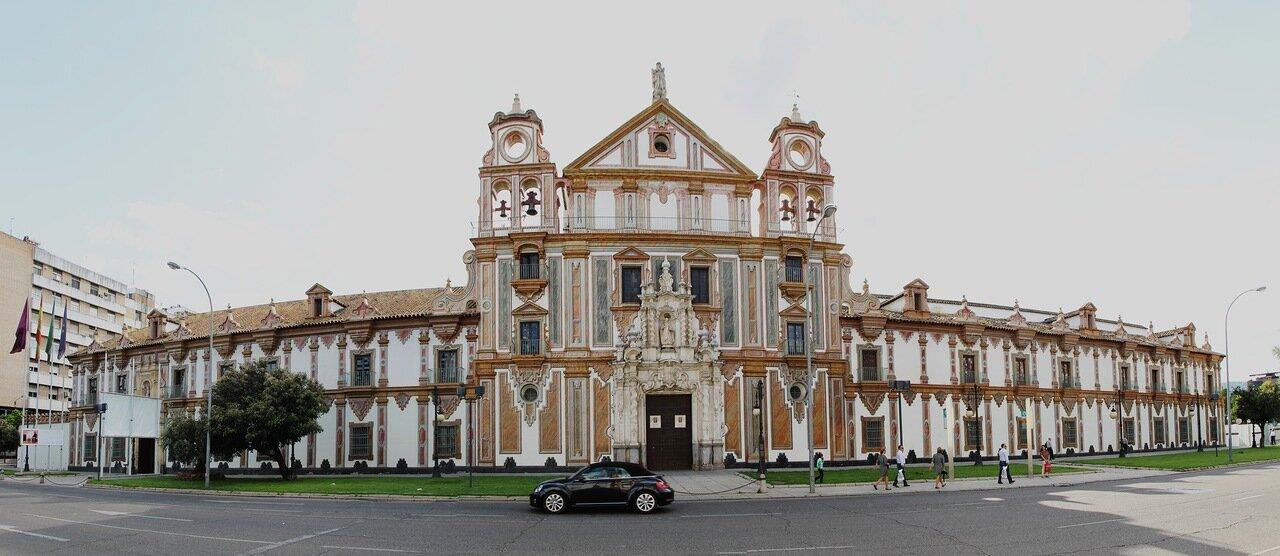 Cordoba. Palacio de la Merced. Panorama