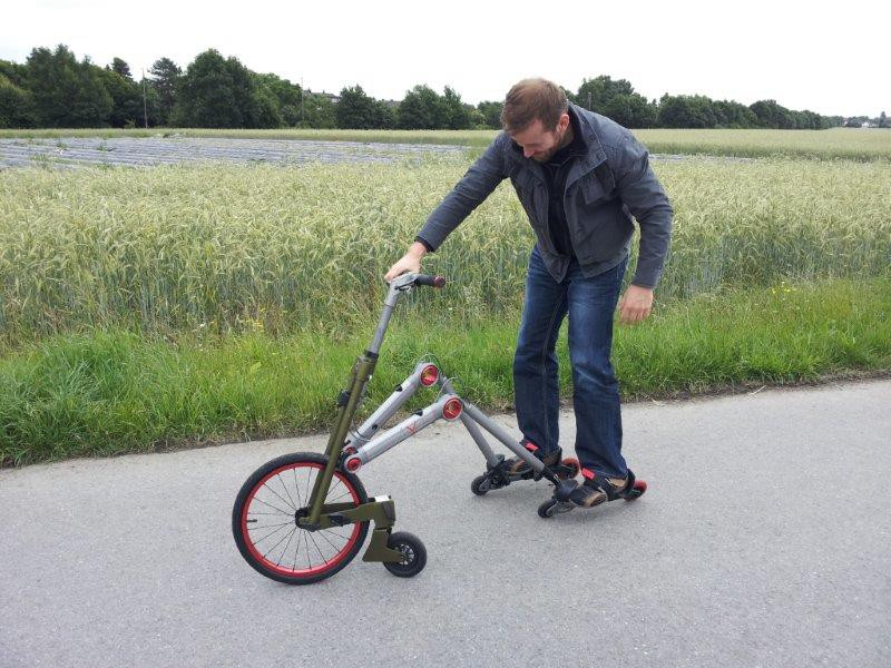 Segway открыл поток разработок в сфере устройств для персонального передвижения, некоторые конструкц