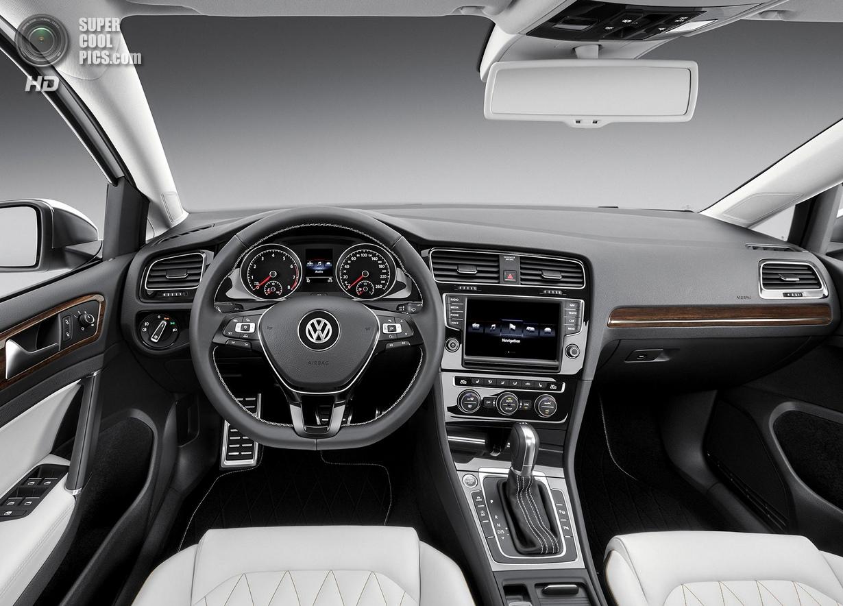 Псевдокупе от Volkswagen