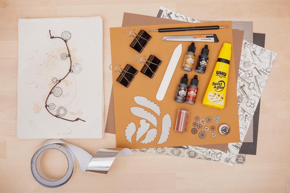 Рисунки в блокнот своими руками