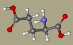 Glutamic Acid - DL-Glutamic acid, Glutamic acid, DL-, 617-65-2, CHEBI18237, Glutamic acid DL-form, (+-)-Glutamic acid, NSC 9967, l-(5-14c)glutamic acid-CID_611.png