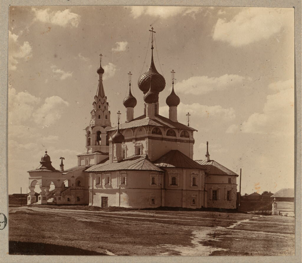 Церковь Иоанна Предтечи. Углич