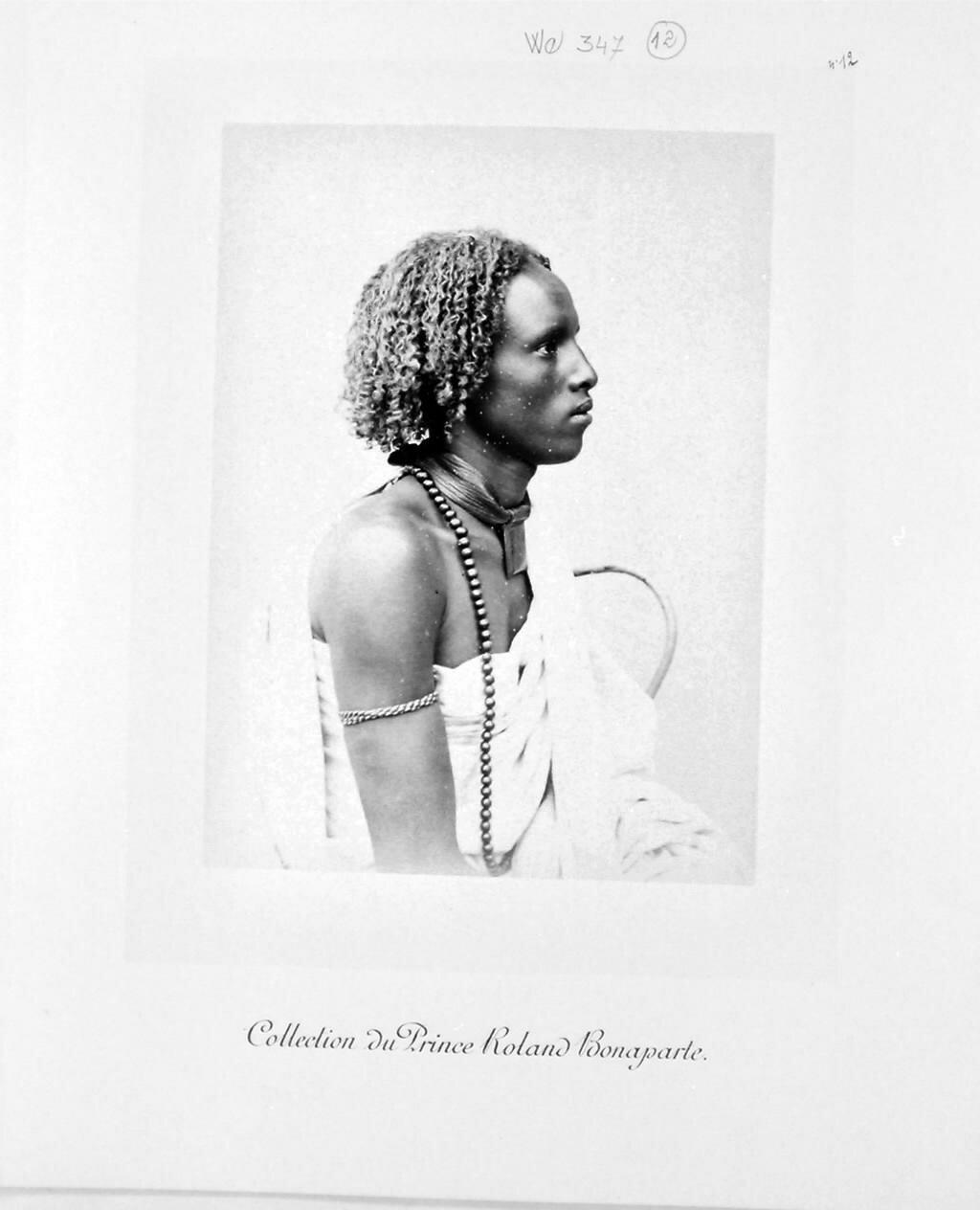 Эгге Чербааче, племя Хабар-аваль, 21 год