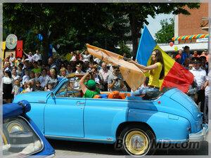 Фотоотчет с парада по случаю 592-летия города Бельцы