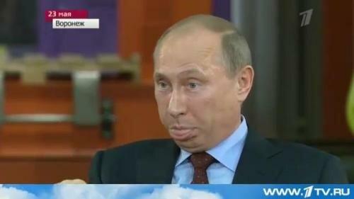 Хотите увидеть как пердит Путин?