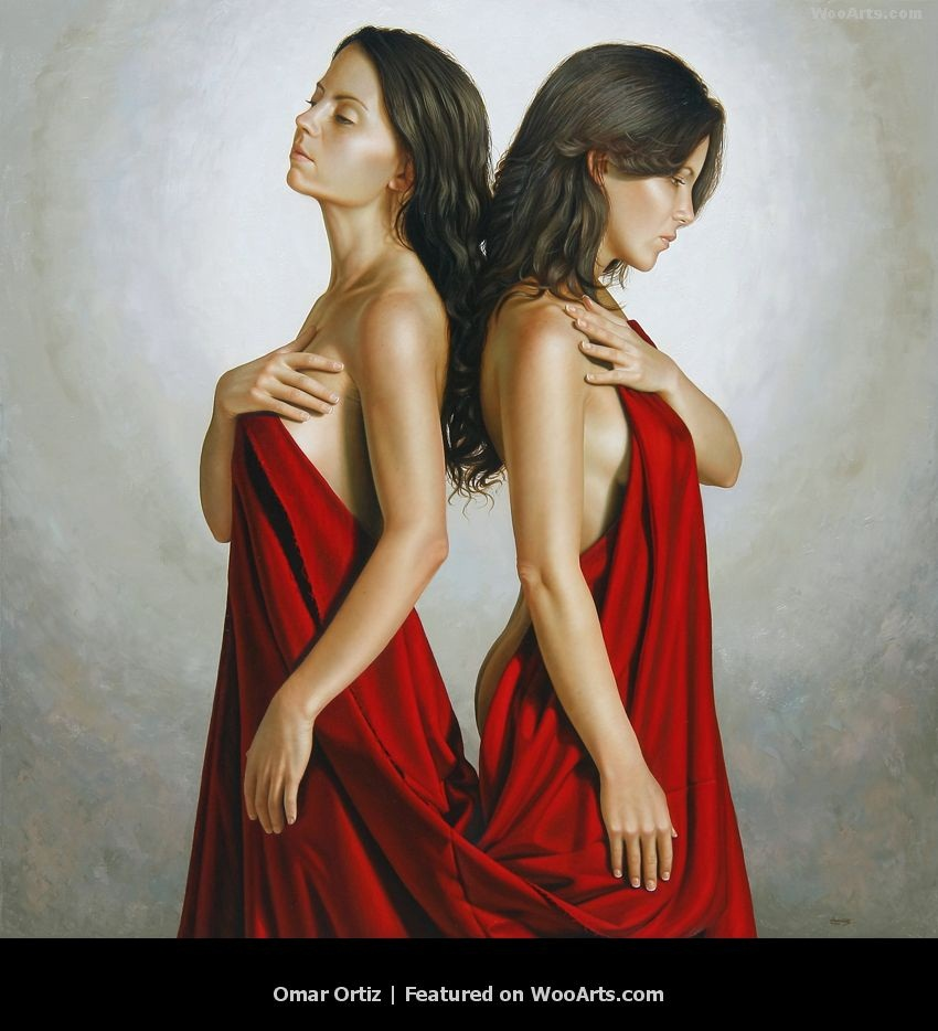Omar Ortiz Painting | Fine Artist from Mexico