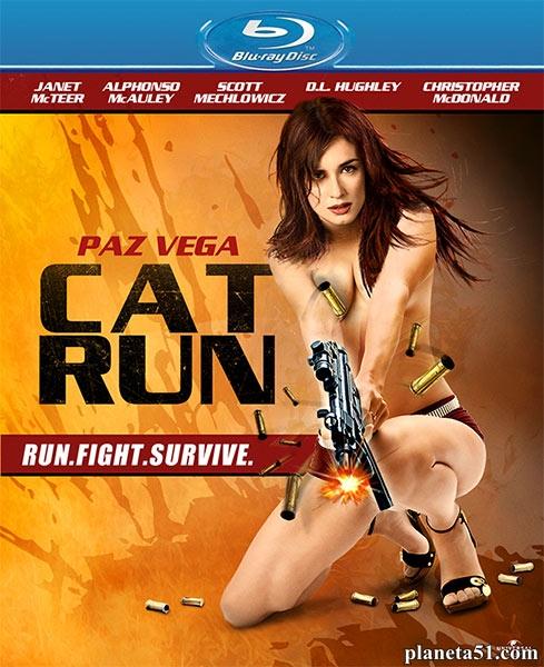Всем нужна Кэт / Cat Run (2011/HDRip)