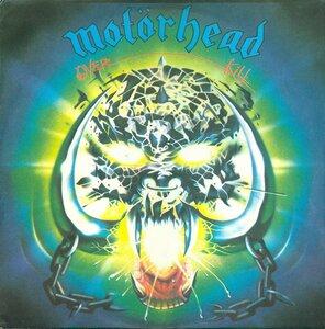 Motörhead - Overkill (1992) [SNC Records, ME 2033-4]