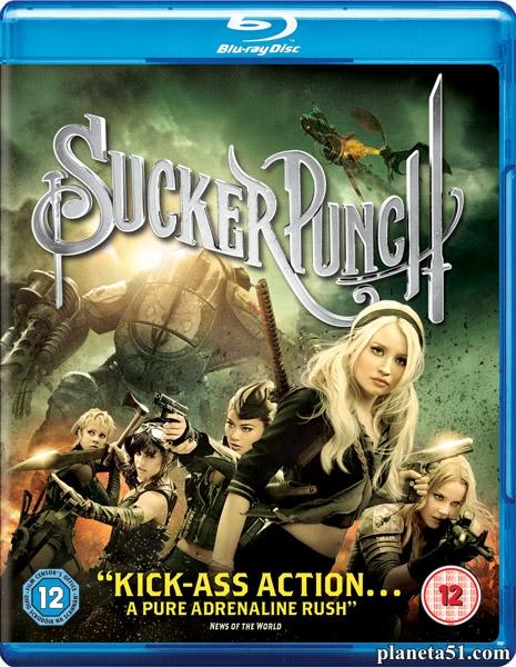 Запрещенный прием / Sucker Punch (2011/HDRip/Расширенная версия)