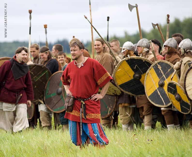 Воиново поле 2009