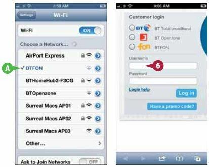 iPhone подключится к точке доступа. На экране Wi-Fi появится галочка рядом с выбранной точкой доступа