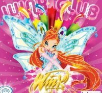 """Журнал винкс-аниме """"Toп"""". 2+ игра для девочек стильная одевалка!"""