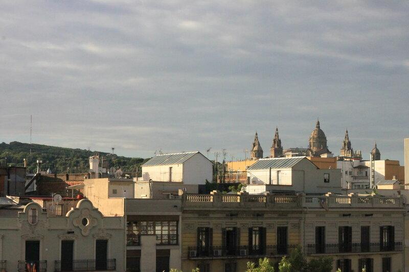 Холм Монжуик, Барселона (Montjuic, Barcelona)