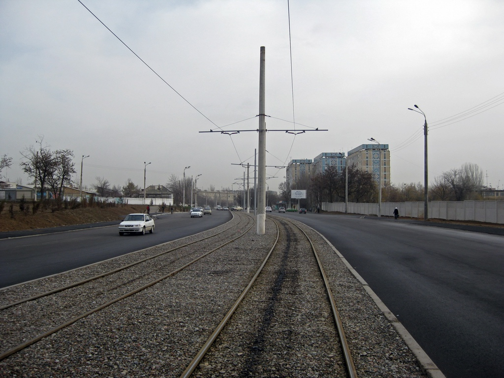 Улица Юзрабат