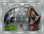 Девушки и вода