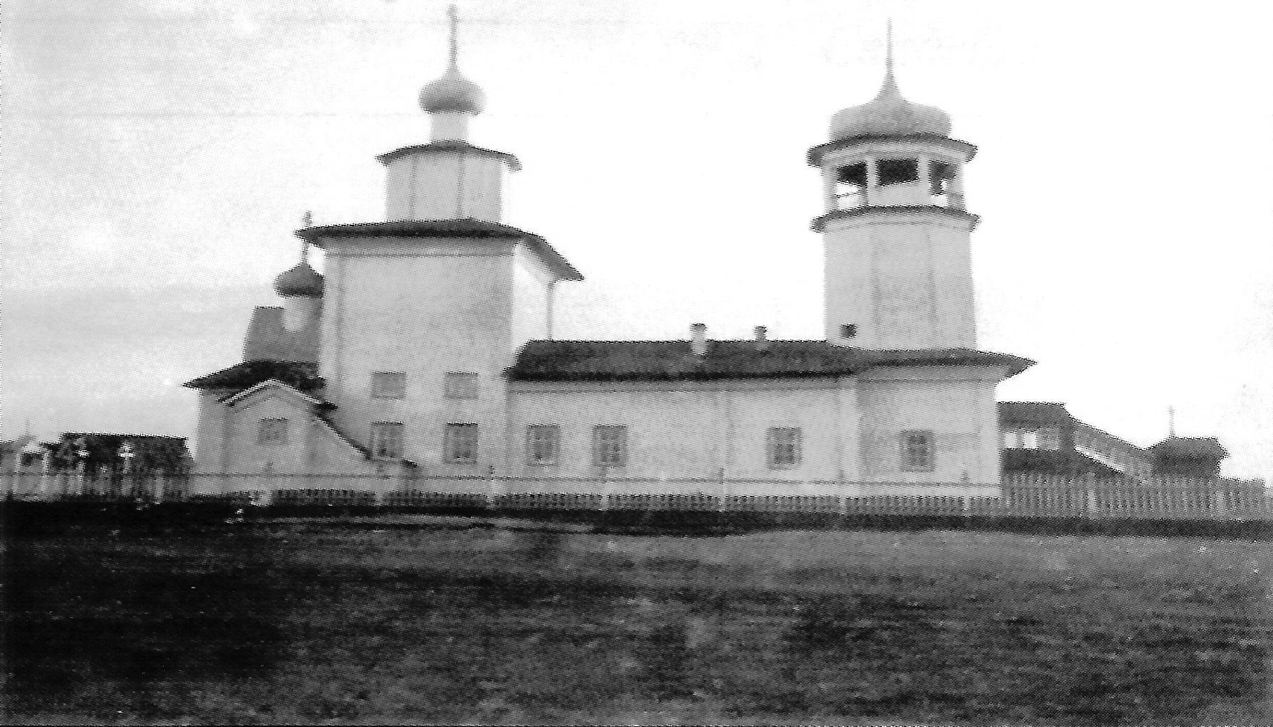 Церковь Спаса Нерукотворного образа в Кузнецовой (Малой) слободе
