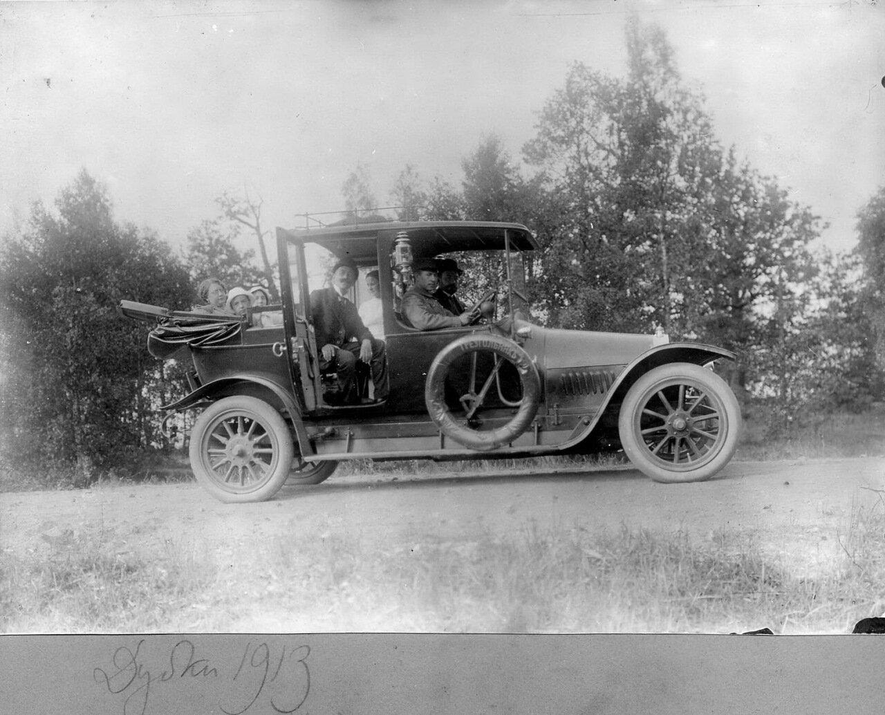 Дубки, 1913