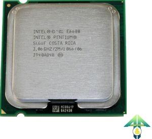S-775 Core 2 Duo E6600