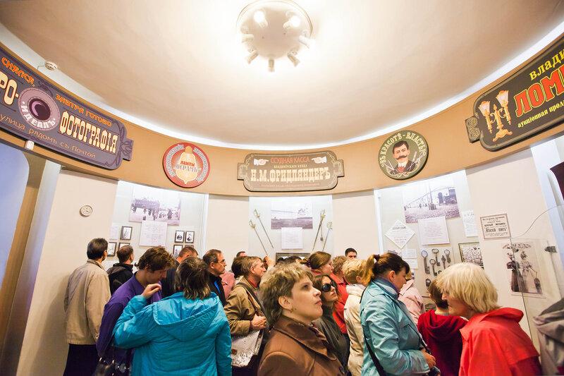 Второй уровень - Музей Старого Владимира