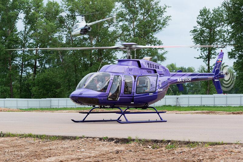 Bell 407 (RA-01930) D800788