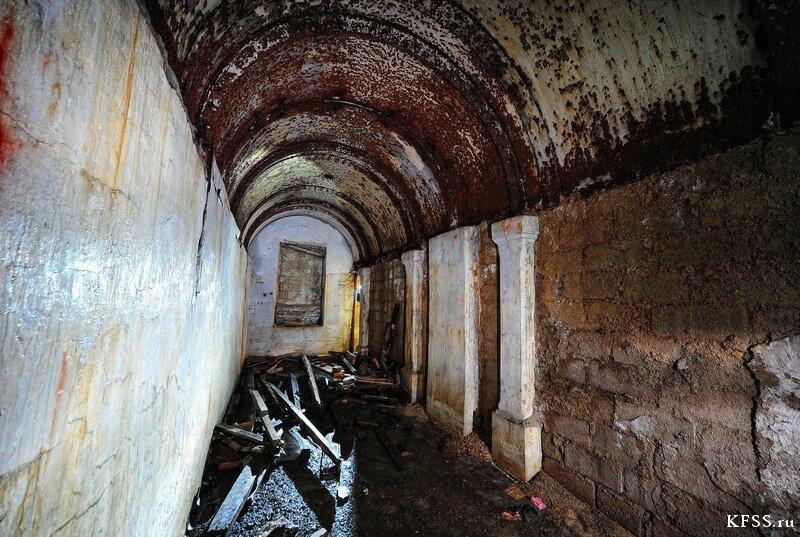 Батарея №305 Владивостокской крепости
