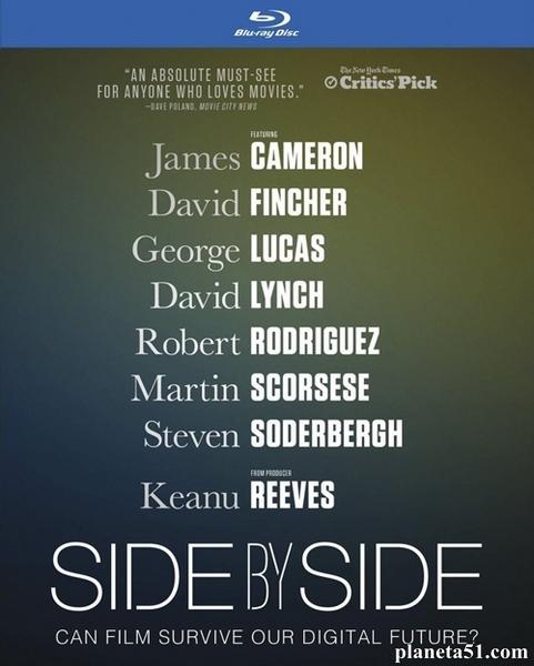 Бок о бок / Side by Side (2012/HDRip)