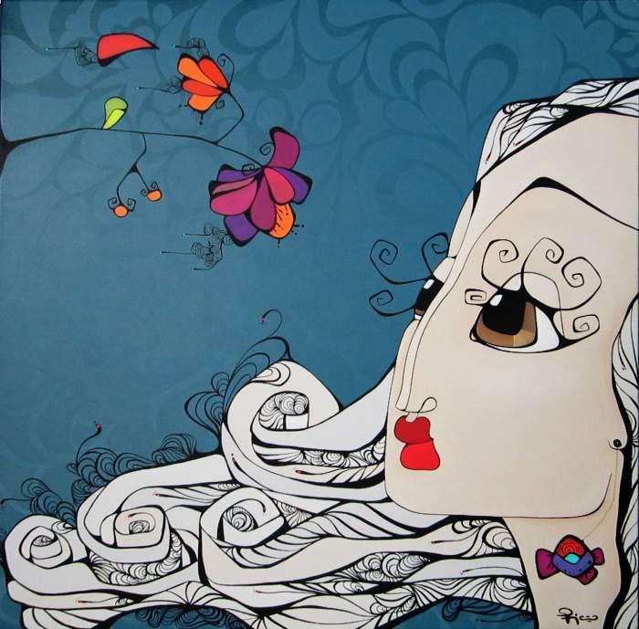Картины Mora Fiano Salas