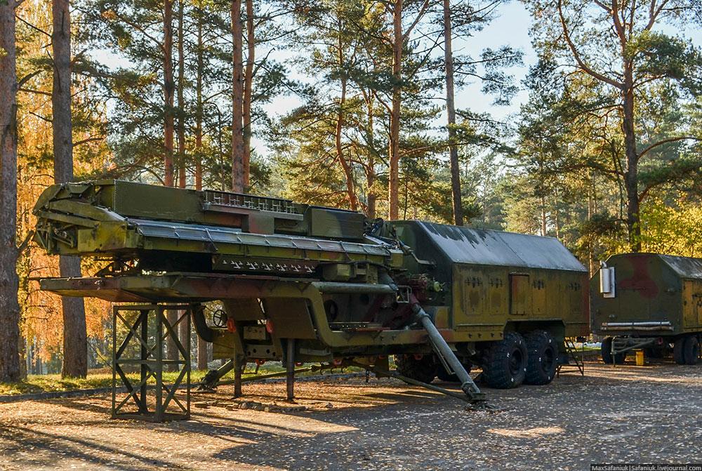 Радиолокационная станция СТ—68УМ